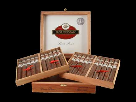 Flor de Copan Churchill 20LP