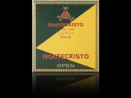 Montecristo Open Club 20