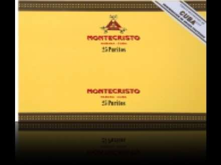 Montecristo Puritos 25