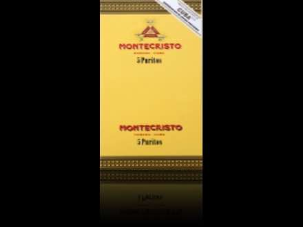 Montecristo Puritos 5