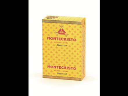 Montecristo Short 10 New
