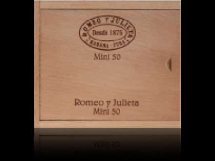 Romeo y Julieta Mini 50